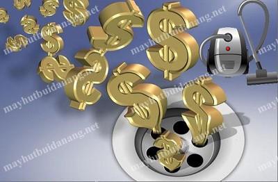 Sử dụng máy hút bụi công nghiệp sai cách có thể gây lãng phí tiền bạc