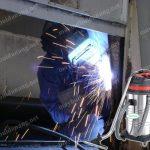 Máy hút bụi công nghiệp giải quyết bụi sinh ra trong quá trình hàn hiệu quả