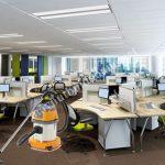 Máy hút bụi Hiclean HC 15 là giải pháp vệ sinh hoàn hảo cho văn phòng