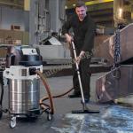 Máy hút bụi công nghiệp có thể gặp sự cố lực hút kém