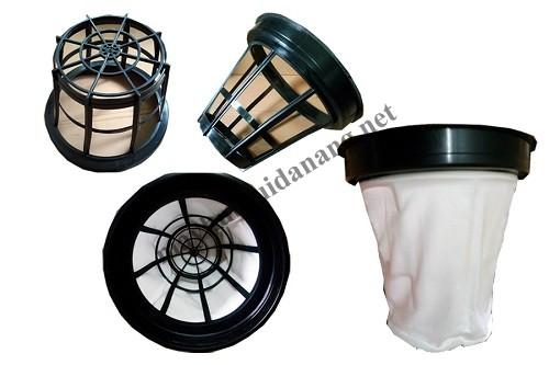 Túi lọc bụi đóng vai trò quan trọng đối với hoạt động của máy hút bụi công nghiệp