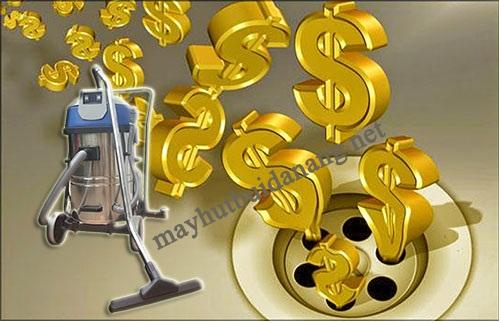 Không vệ sinh, bảo dưỡng máy hút bụi đa năng định kỳ sẽ khiến người dùng tốn kém nhiều chi phí