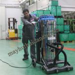 Sử dụng máy hút bụi công nghiệp cần phải lưu ý để máy bền và hiệu quả