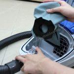 Không vệ sinh bộ lọc cũng có thể là nguyên nhân khiến máy hút bụi hoạt động kém đi