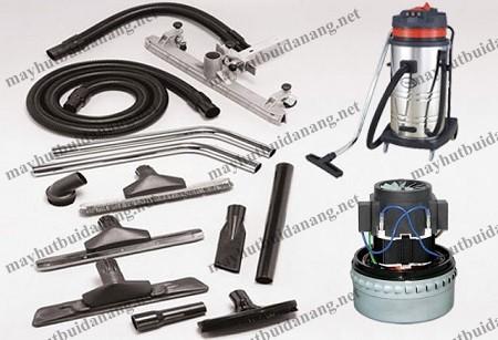 Phụ kiện máy hút bụi đóng vai trò quan trọng, ảnh hưởng đến hiệu quả làm sạch của máy hút bụi
