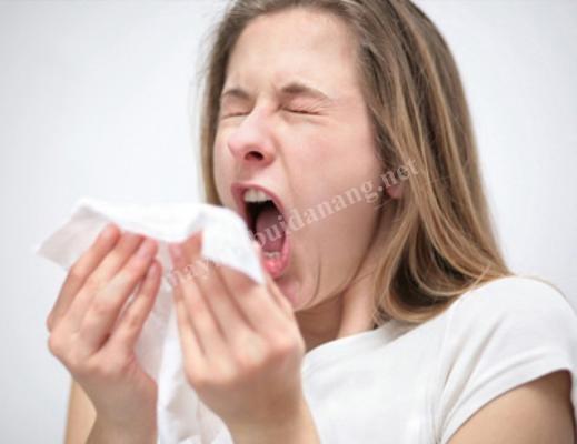 Dùng máy hút bụi công nghiệp sai cách có thể gây ra các bệnh về đường hô hấp