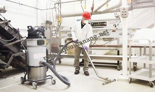 Công ty dệt may nên sử dụng máy hút bụi công nghiệp