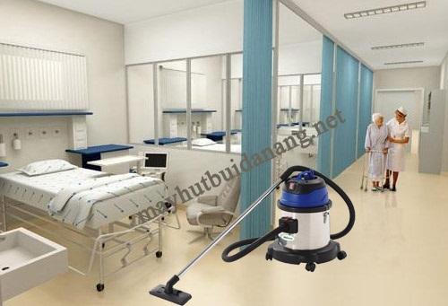 Máy hút bụi HiClean HC 20/US là thiết bị vệ sinh lý tưởng cho các phòng khám