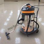 Máy hút bụi 2 motor là thiết bị vệ sinh lý tưởng cho các siêu thị hiện nay