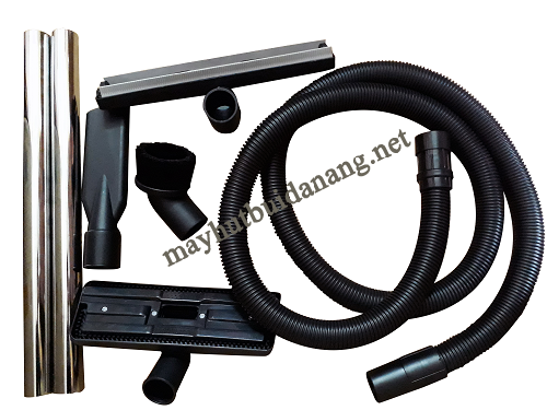 Trước khi lắp đặt máy hút bụi công nghiệp, bạn cần chuẩn bị đầy đủ phụ kiện cho máy
