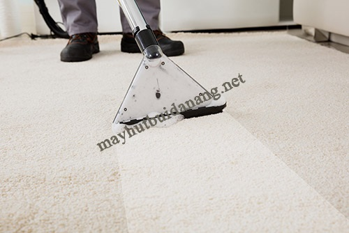 Người dùng cần học cách sử dụng máy giặt thảm công nghiệp đúng chuẩn để giúp thiết bị làm việc tốt