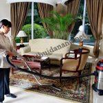 Sử dụng máy hút bụi hút nước trong gia đình