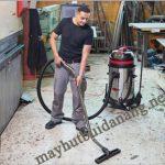 Máy hút bụi kêu to ảnh hưởng đến hiệu quả làm sạch của thiết bị