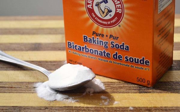Giặt thảm bằng banking soda đem lại hiệu quả cao