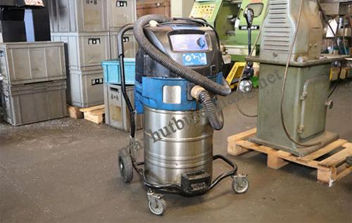 Máy hút bụi công nghiệp đã qua sử dụng thường có hình thức và chức năng kém hơn máy mới