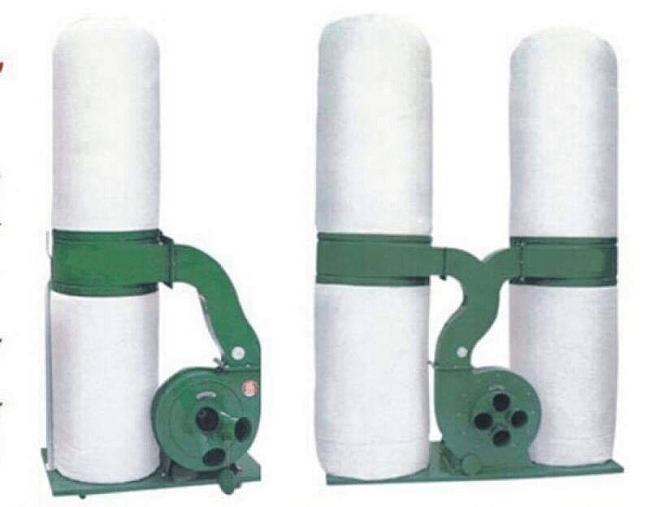 Máy hút bụi công nghiệp 2 túi