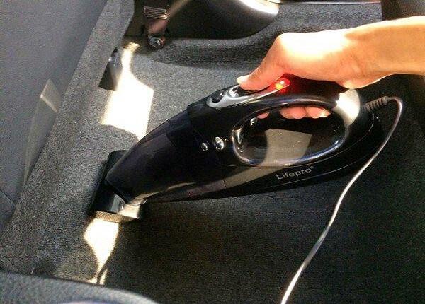 Máy hút bụi ô tô Lifepro L368-VC được nhiều người dùng lựa chọn đầu tư