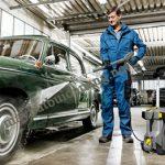 máy rửa xe karcher cho các tiệm rửa xe chuyên nghiệp