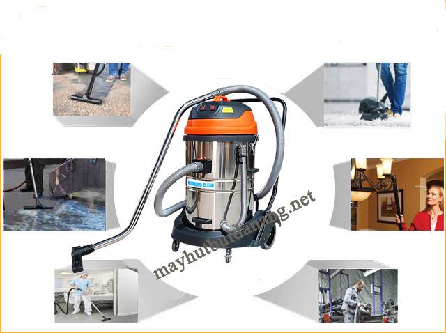 máy hút bụi công nghiệp Kungfu Clean