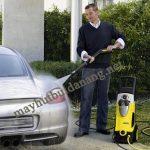 mô tơ máy rửa xe đóng vai trò quan trọng