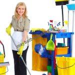Top 6 dụng cụ vệ sinh nhà cửa thông minh