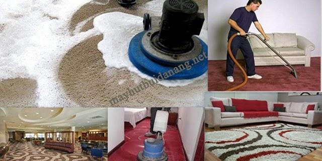 Có 4 cách để giặt thảm công nghiệp được ưa chuộng hiện nay