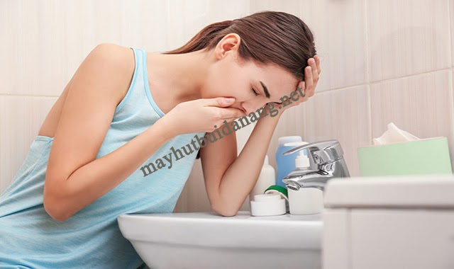 Biểu hiện có thai sau quan hệ không thể không nhắc tới là sự thay đổi thói quen ăn uống và táo bón đầy hơi