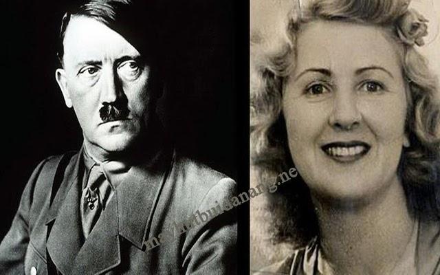 Ngày 30 tháng 4 năm 1945, Hitler và vợ mới cưới Braun tự sát