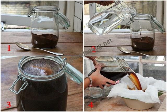 Quy trình chiết lạnh cà phê tại nhà cực đơn giản