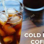 Cool Brew Coffee là gì? Loại cafe này có gì đặc biệt?