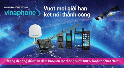 Nhà mạng Vinaphone với dịch vụ di động vệ tinh hiện đại