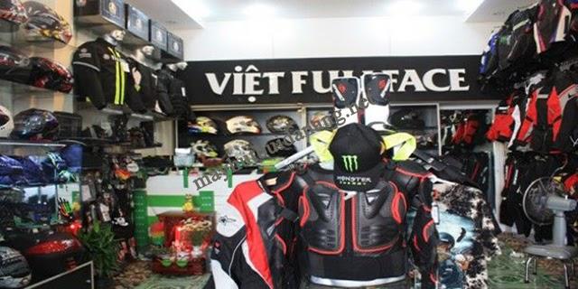 NP-Helmet Shop một trong những địa điểm bán hàng trực tuyến được tin tưởng về mua phụ kiện đi phượt