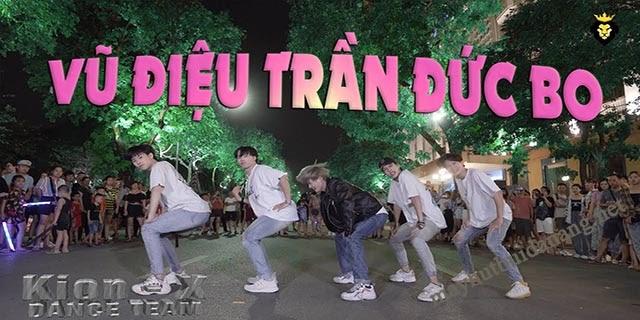 """Độ """"hot hit"""" điệu nhảy của tik tok Trần Đức Bo không thể đùa được"""