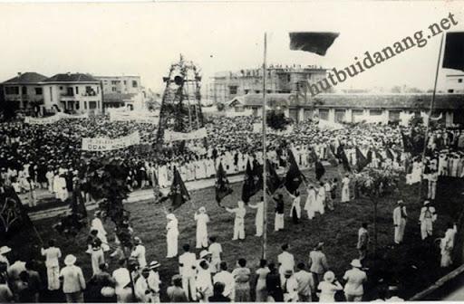 Lễ mít tinh đầu tiên của nước ta để kỷ niệm ngày Quốc tế lao động