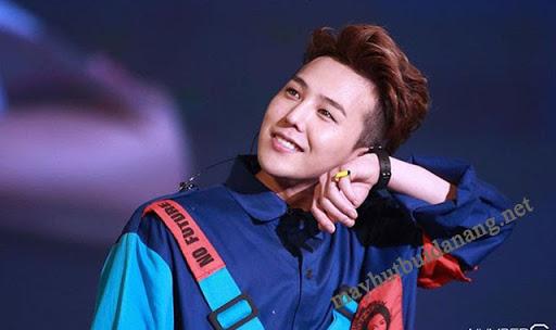 """Leader tượng đài của Kpop - """"G-Dragon"""""""