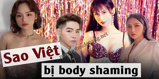 Những người nổi tiếng từng là nạn nhân của body shaming