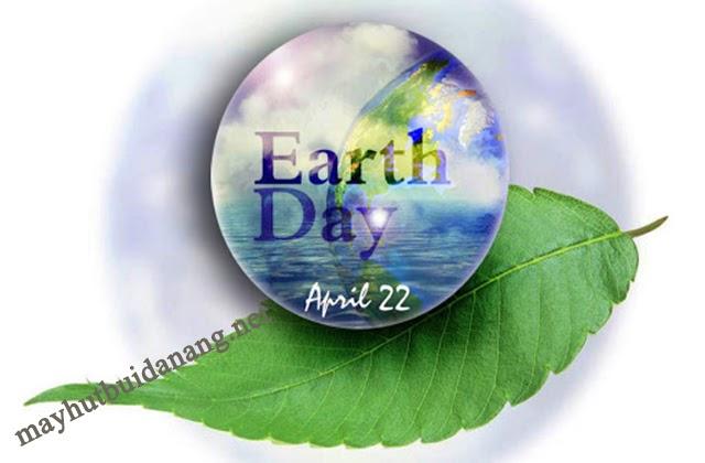 Ngày Trái Đất xanh 22 tháng 4 hàng năm