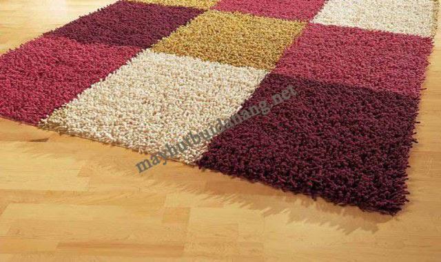 Thảm len rất dễ bị hỏng khi dùng sai cách vệ sinh