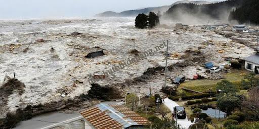 Hậu quả nặng nề mà sóng thần tàn phá tại Nhật Bản, ngày 11/3/2011