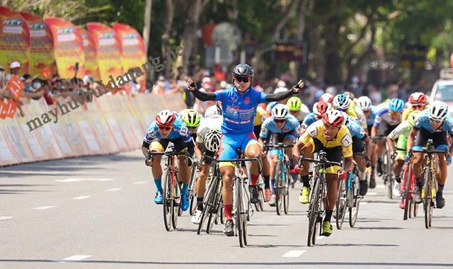 Hình ảnh về giải đua xe đạp Thành phố Hồ Chí Minh