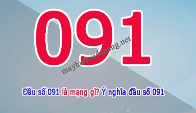 Ý nghĩa thực sự của những con số 091 là gì?