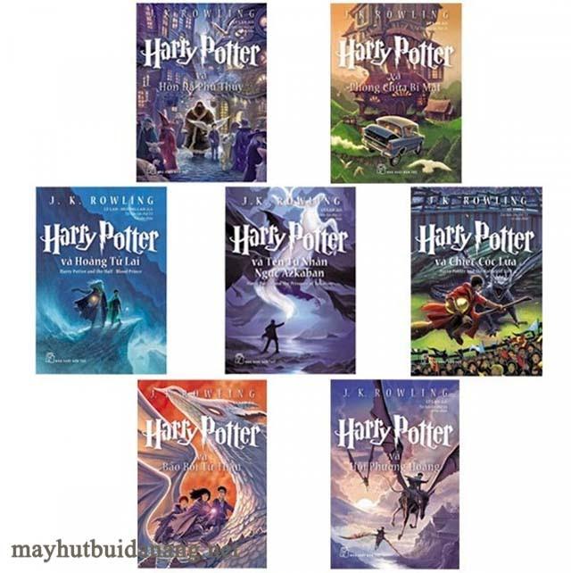Các nhân vật trong Harry Potter được yêy thích nhất trong 7 cuốn tiểu thuyết trong series Harry Potter là ai