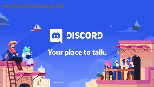 Discord - ứng dụng giao lưu khi chơi game tiện lợi