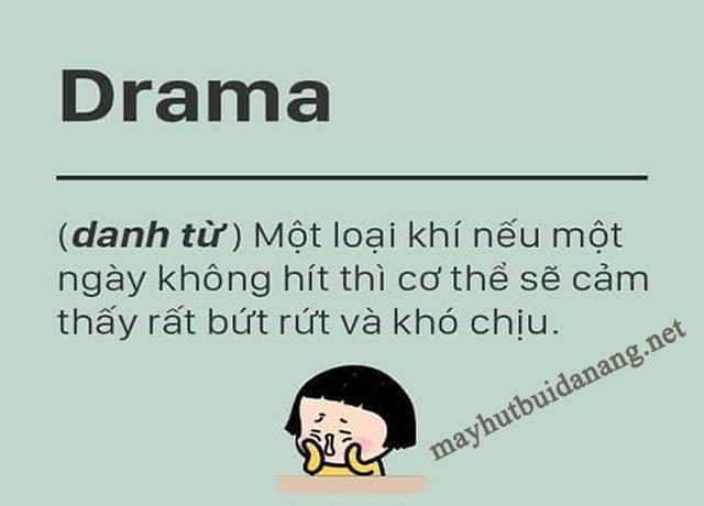 Drama là gì trong giới trẻ?