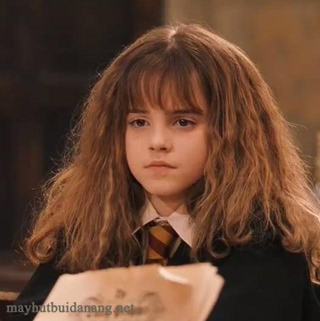Hermione được yêu thích bởi cá tính và sự thông minh