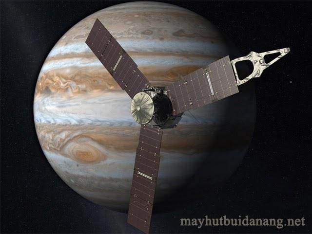 Con người đã phóng nhiều tàu thăm dò đến với sao Mộc