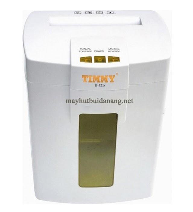 Máy hủy tài liệu mini Timmy B-CC5