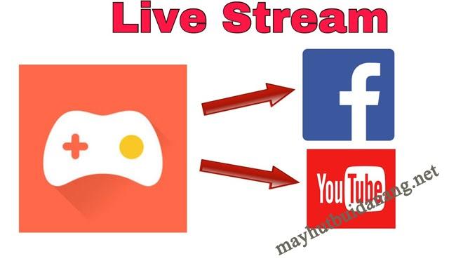 Có rất nhiều hỗ trợ việc live stream
