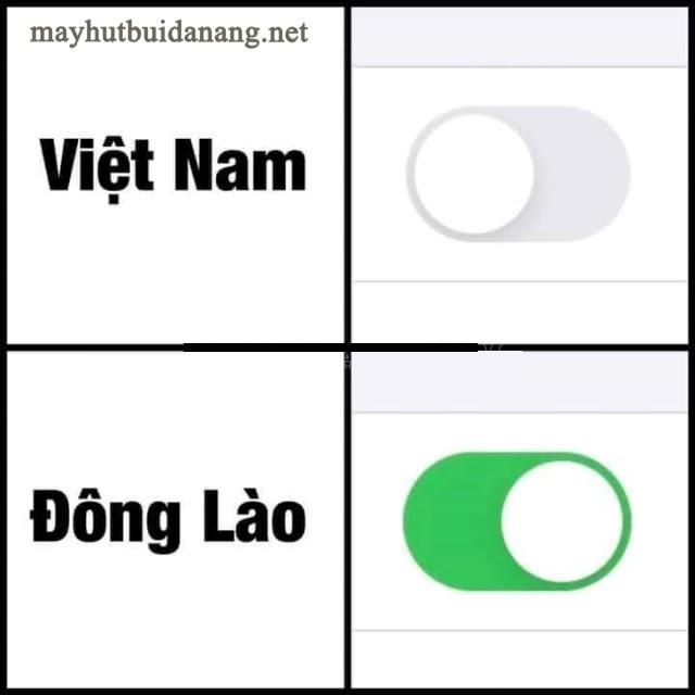 """""""Bật mode Đông Lào"""" là một trong câu nói vui miệng của cộng đồng mạng"""