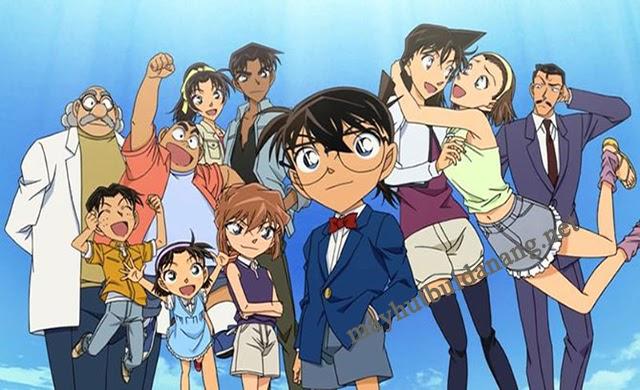 """Truyện drama nổi tiếng Nhật Bản """"Thám tử lừng danh Conan"""""""
